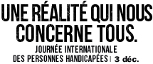 journ�e internationale des personnes handicap�es